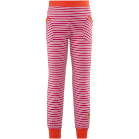 Finkid Huvi Leggins Kids Dusty Rose/Persian Red